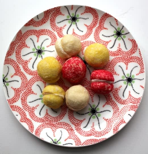 Cookie Recipe: Glittering Lemon Sandwich Cookies: gallery image 1