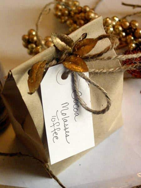 10 Crafty Cool Ways to Wrap Gifts from The Kitchen: gallery image 9