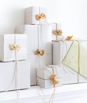 10 Crafty Cool Ways to Wrap Gifts from The Kitchen: gallery image 10