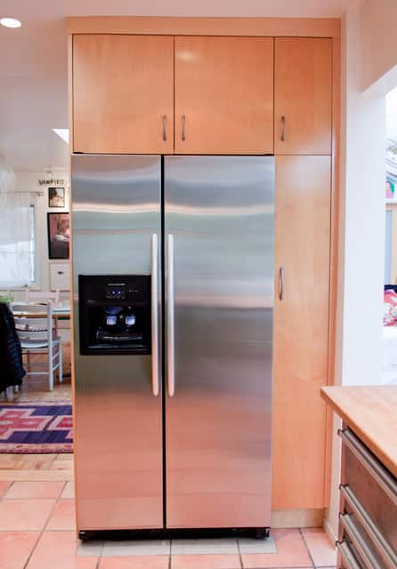 Kitchen Tour: Cissy and Richard's Relaxed Green Kitchen: gallery image 26