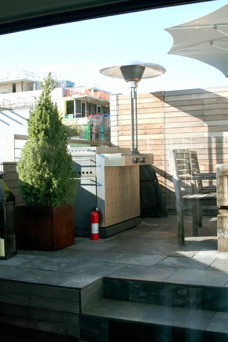 Kitchen Tour: The Bond Street Rooftop Kitchen: gallery image 14