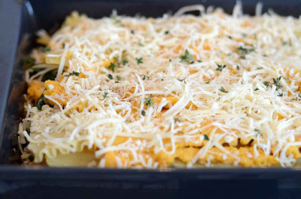 Recipe: Vegetable Lasagna with Butternut Béchamel: gallery image 3