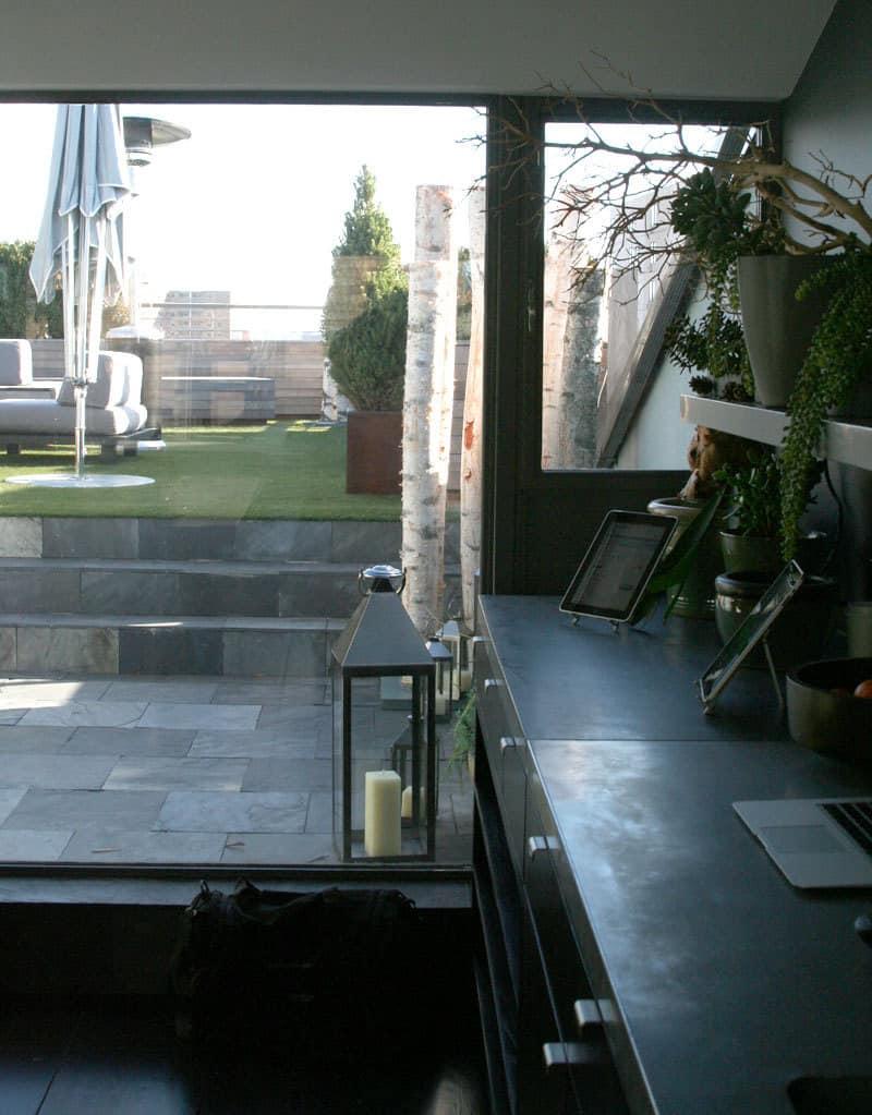 Kitchen Tour: The Bond Street Rooftop Kitchen: gallery image 1