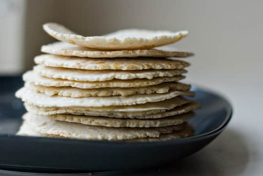 Naturally Gluten-Free: 5 Flatbreads from Around the World: gallery image 1