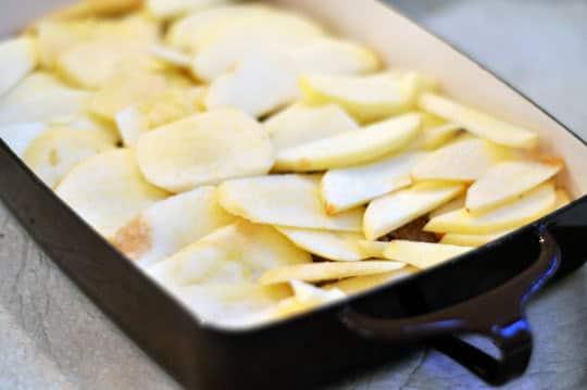 Recipe: Apple & Cinnamon Whole Grain Breakfast Strata: gallery image 2