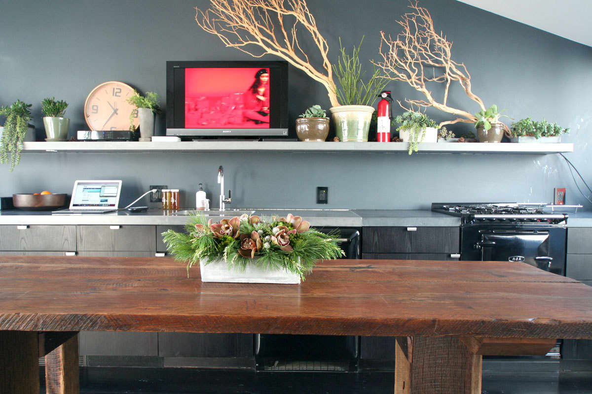 Kitchen Tour: The Bond Street Rooftop Kitchen: gallery image 8