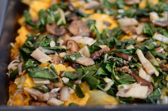 Recipe: Vegetable Lasagna with Butternut Béchamel: gallery image 2
