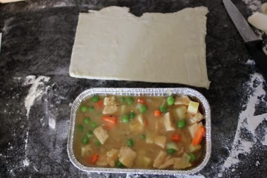 How to Make (and Freeze!) Individual Chicken Pot Pies: gallery image 12