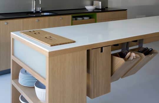 Viola Park: Modular Kitchens by the Folks at Henrybuilt: gallery image 4