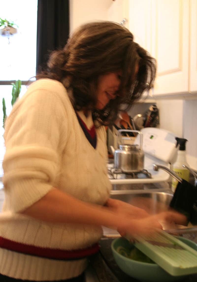 Kitchen Tour: Jackie Gives Life to Her Rental Kitchen: gallery image 19