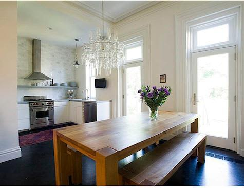 Would You Put an Antique or Oriental Rug in Your Kitchen?: gallery image 3