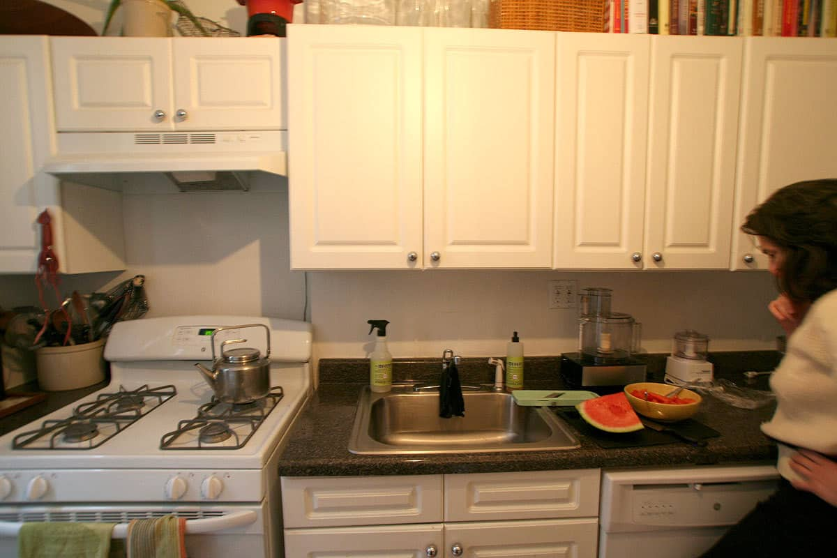 Kitchen Tour: Jackie Gives Life to Her Rental Kitchen: gallery image 8