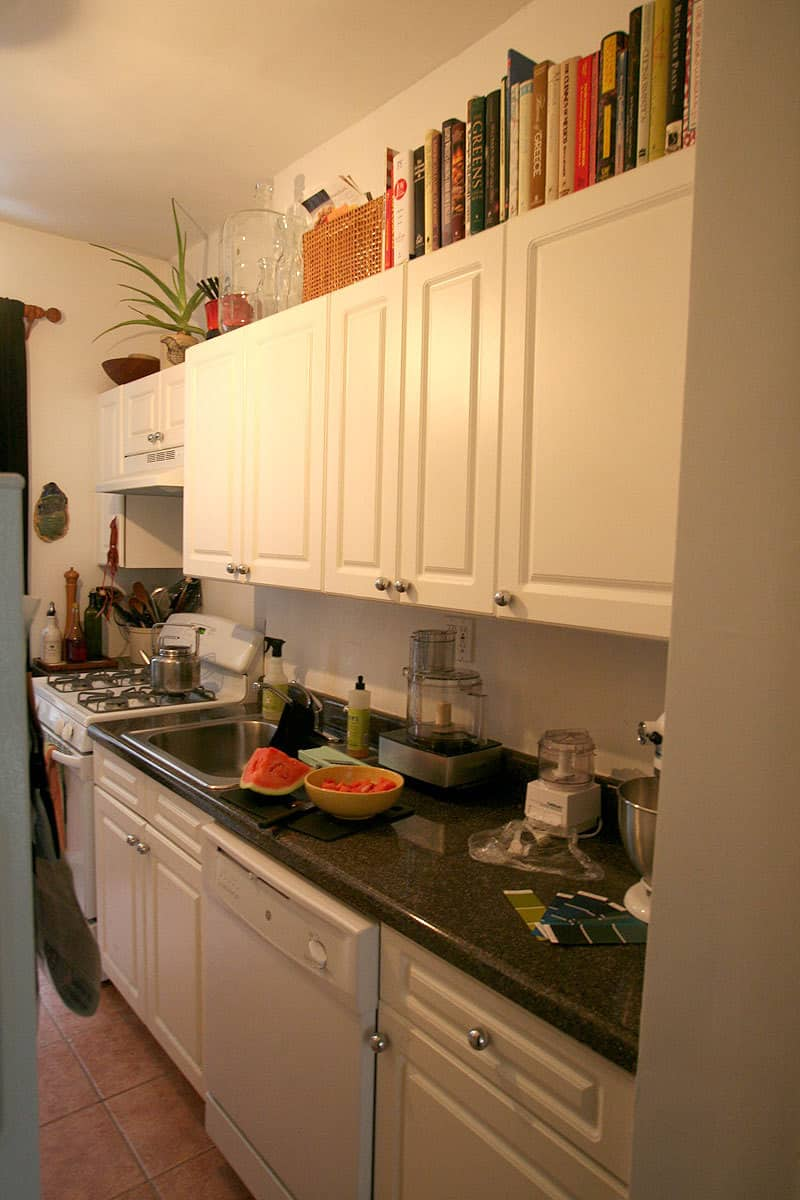 Kitchen Tour: Jackie Gives Life to Her Rental Kitchen: gallery image 2