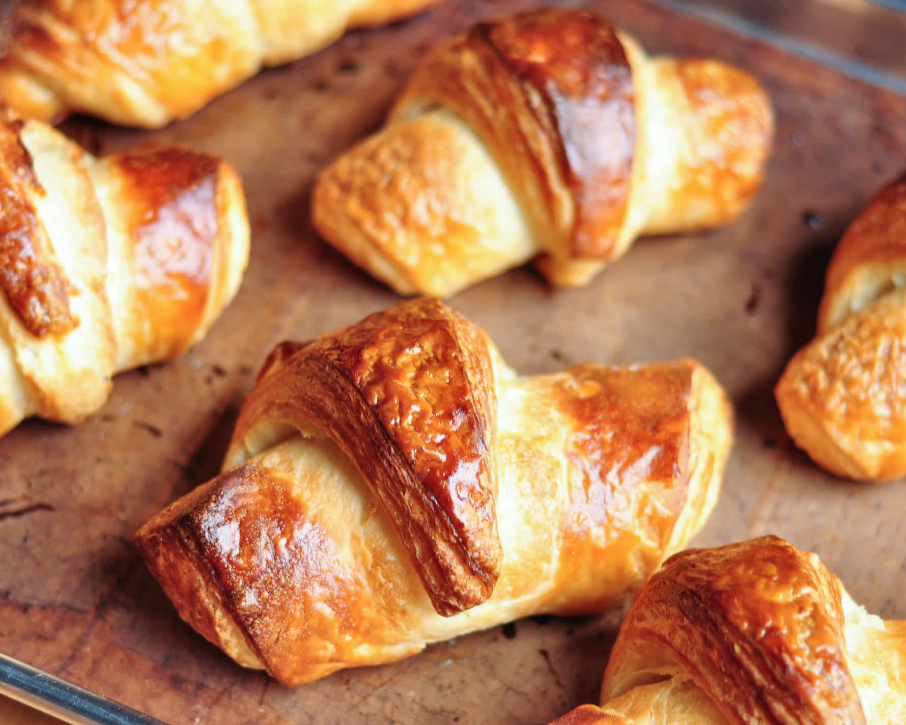 How To Make Croissants: gallery image 9