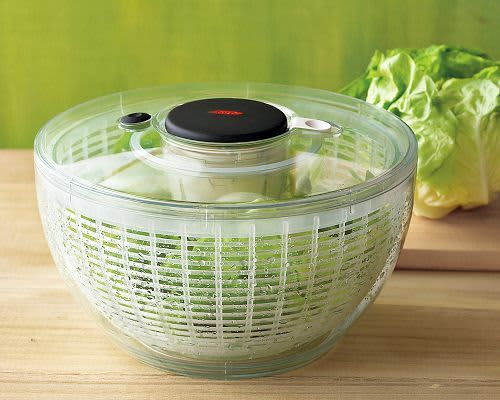 Spin Right Around: 5 Salad Spinners to Consider: gallery image 1