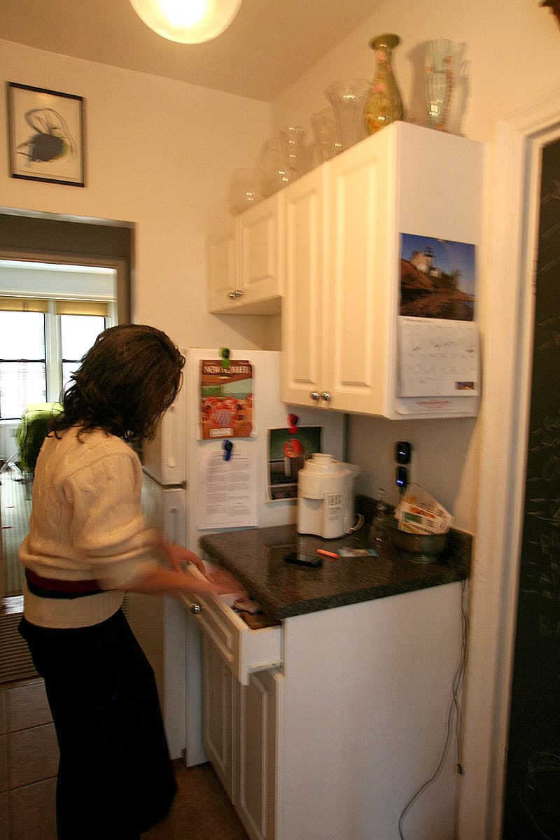 Kitchen Tour: Jackie Gives Life to Her Rental Kitchen: gallery image 6