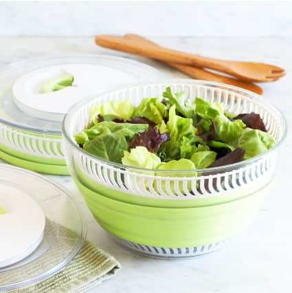 Spin Right Around: 5 Salad Spinners to Consider: gallery image 3