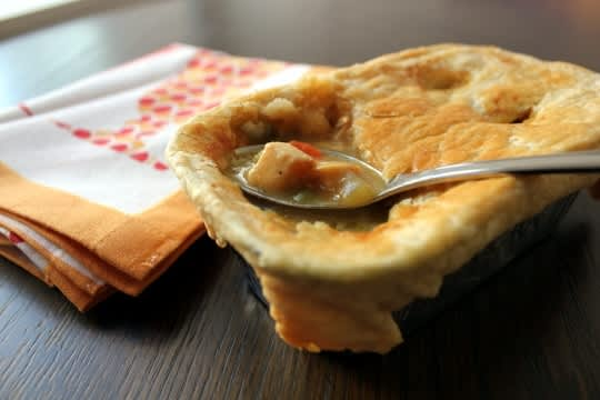 How to Make (and Freeze!) Individual Chicken Pot Pies: gallery image 1