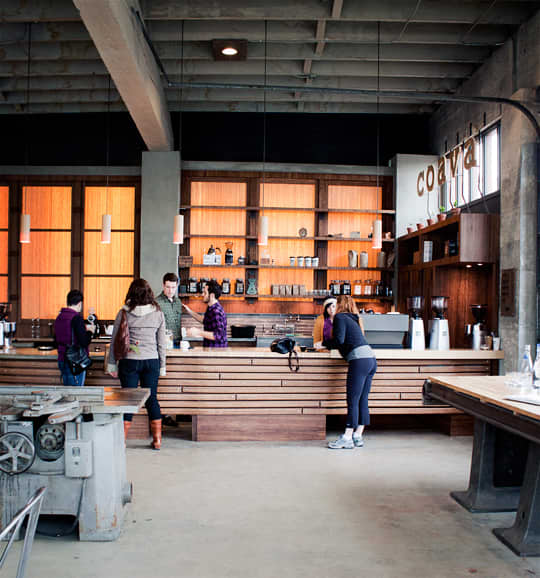 Reinventing Coffee: A Visit With Coava & Their Kone Filter: gallery image 14