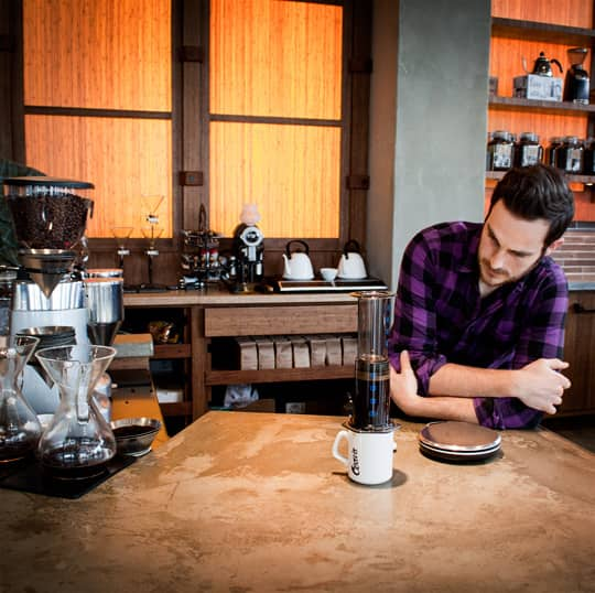 Reinventing Coffee: A Visit With Coava & Their Kone Filter: gallery image 1