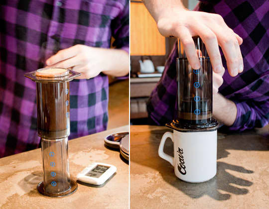 Reinventing Coffee: A Visit With Coava & Their Kone Filter: gallery image 12