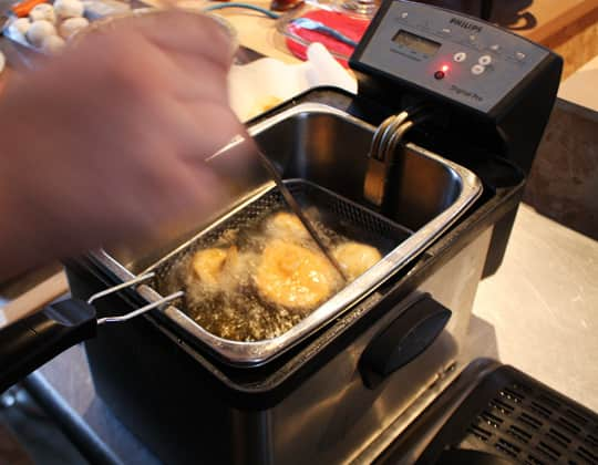 How To Make Tempura-Fried Vegetables At Home: gallery image 14