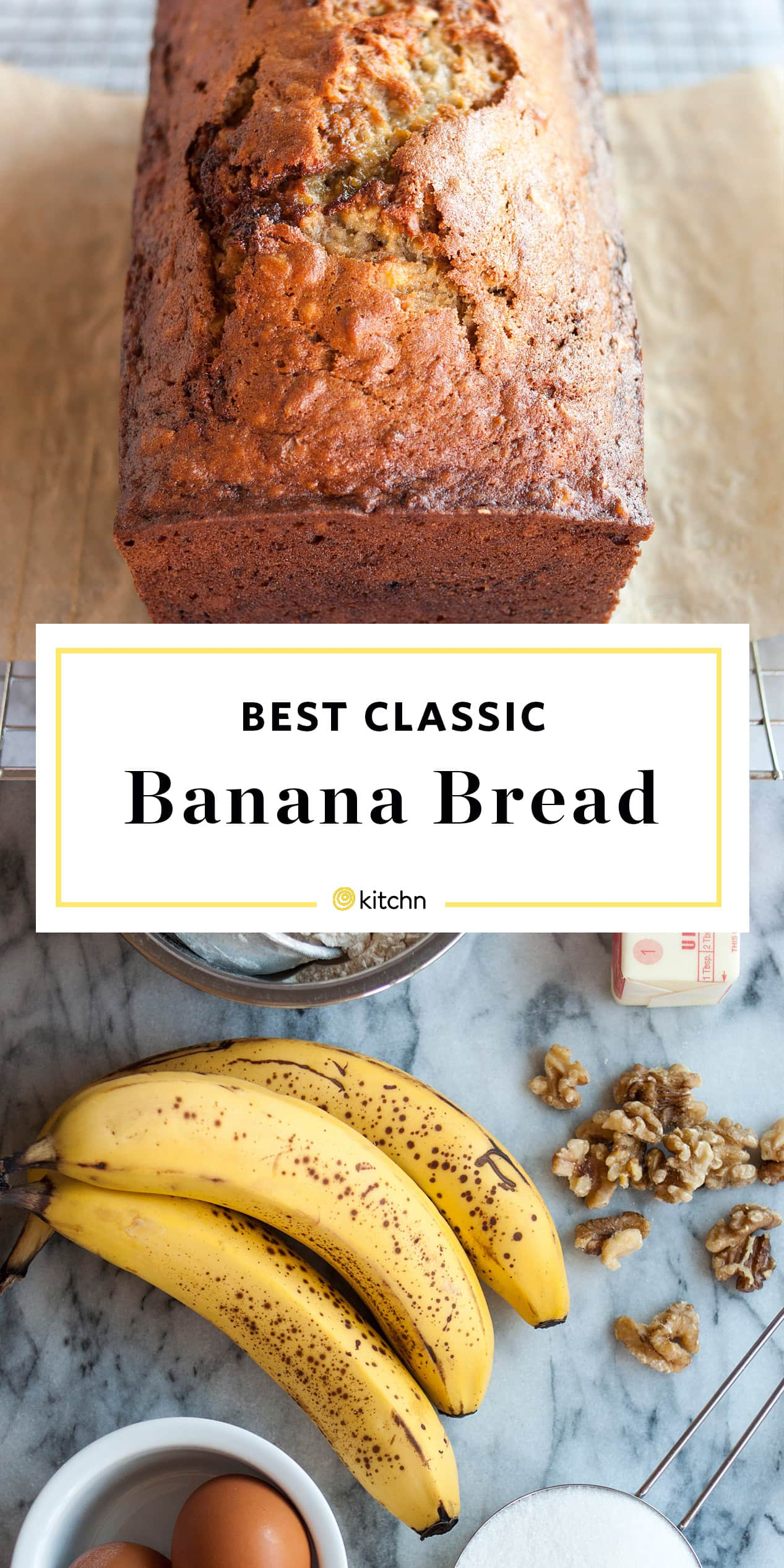 How To Make Banana Bread: The Simplest, Easiest Recipe