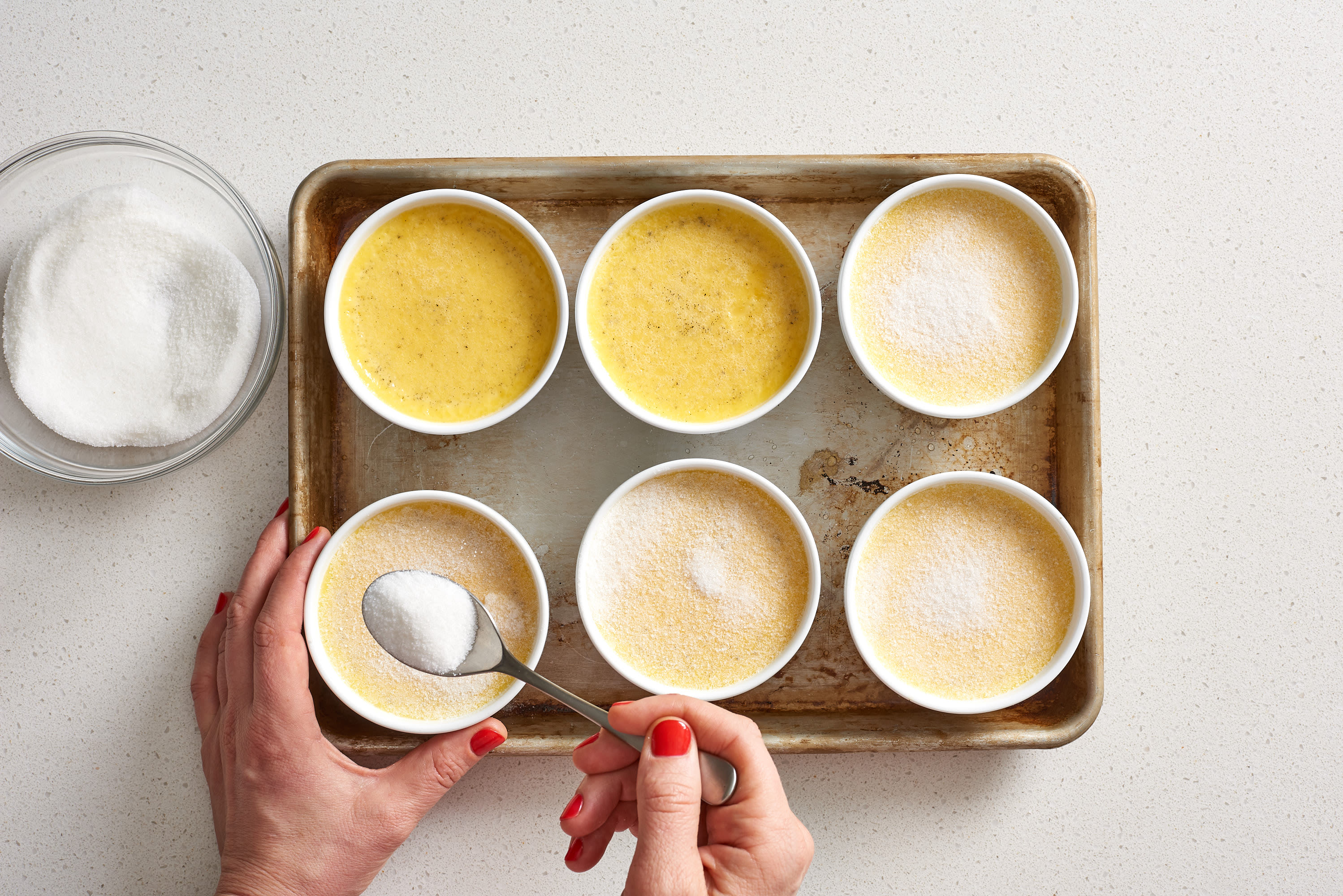 How To Make Creme Brûlée: gallery image 9