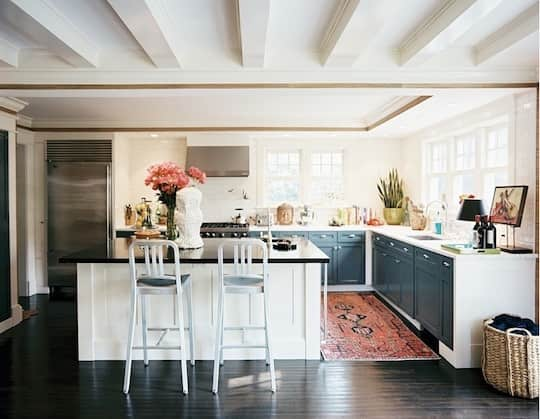 Would You Put an Antique or Oriental Rug in Your Kitchen?: gallery image 7