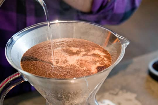 Reinventing Coffee: A Visit With Coava & Their Kone Filter: gallery image 5