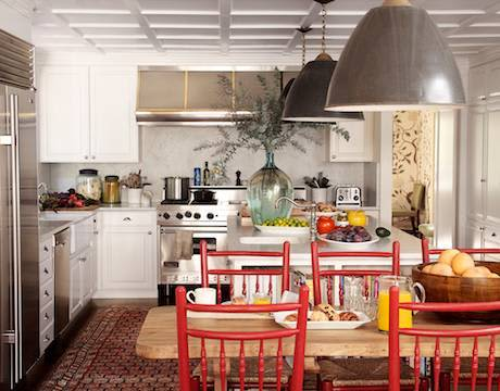 Would You Put an Antique or Oriental Rug in Your Kitchen?: gallery image 2
