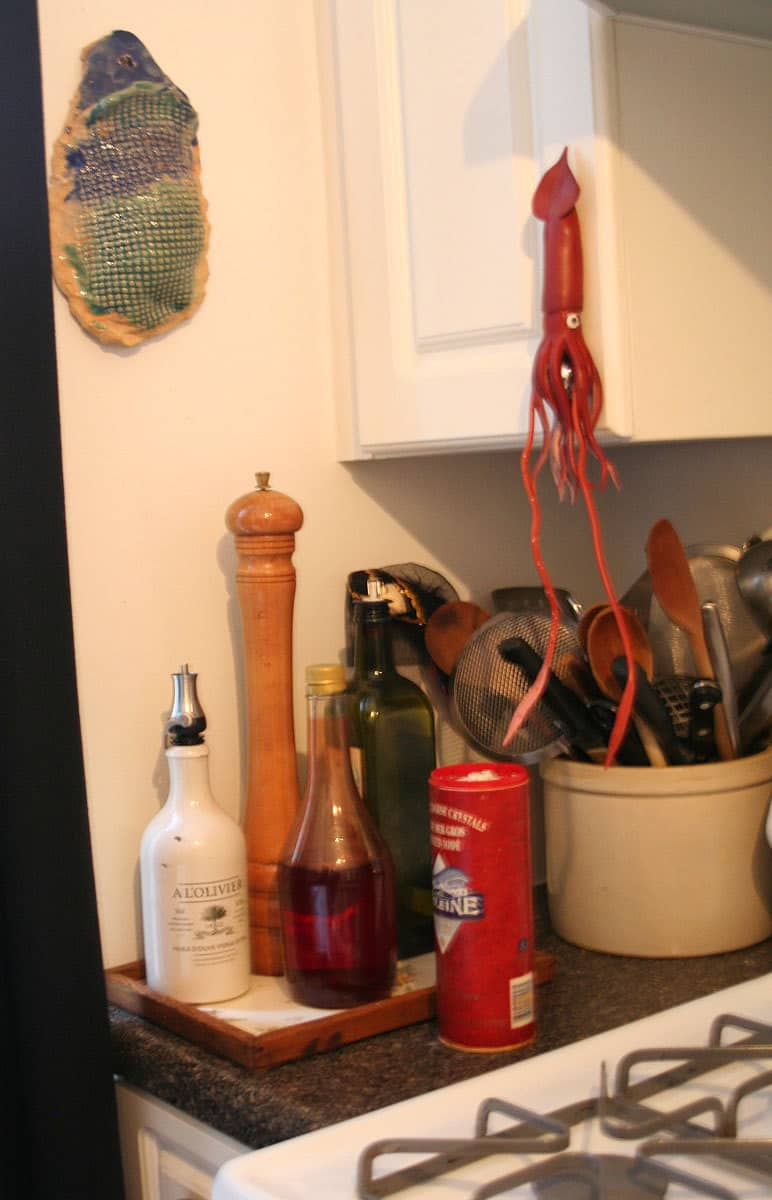 Kitchen Tour: Jackie Gives Life to Her Rental Kitchen: gallery image 12