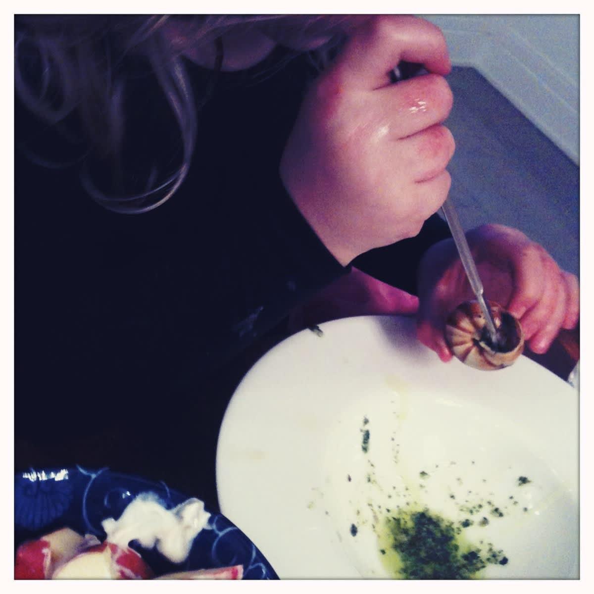 Bake Kid-Pleasing Escargot in a Mini-Muffin Tin: gallery image 3