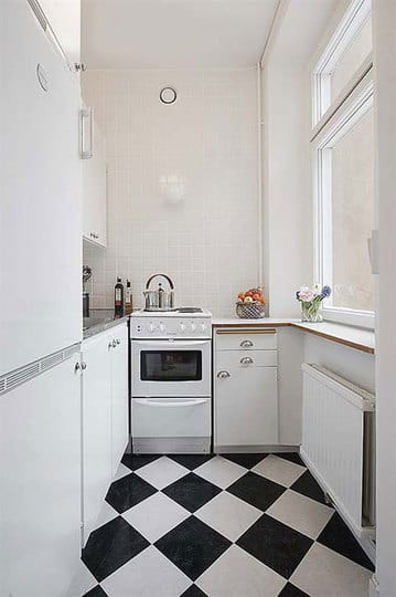 A Gallery of Galley Kitchens: gallery image 8