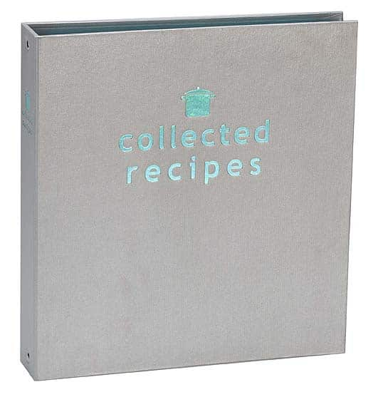 Recipe Storage Binders from Meadowsweet Kitchens: gallery image 2