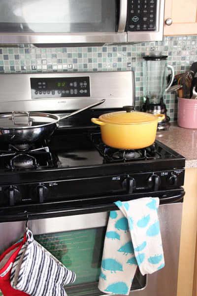 Kitchen Tour: Haewon's Maximized Family Kitchen: gallery image 19