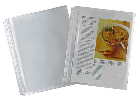 Recipe Storage Binders from Meadowsweet Kitchens: gallery image 3