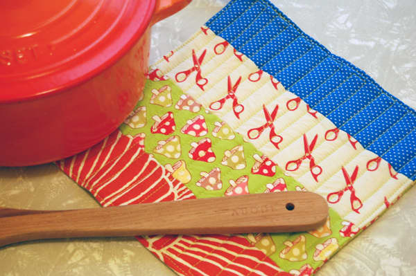 Get Crafty: 9 Simple Sewing Projects for the Kitchen: gallery image 9