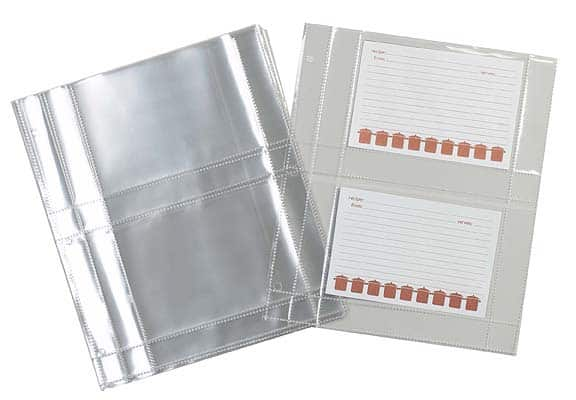 Recipe Storage Binders from Meadowsweet Kitchens: gallery image 5