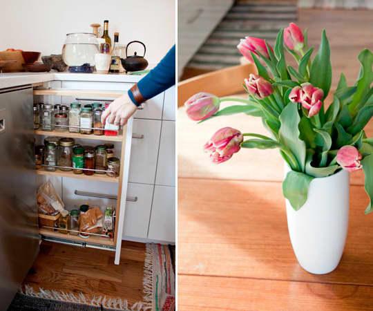 Kitchen Tour: Daria and Ben's Glossy White Kitchen: gallery image 11