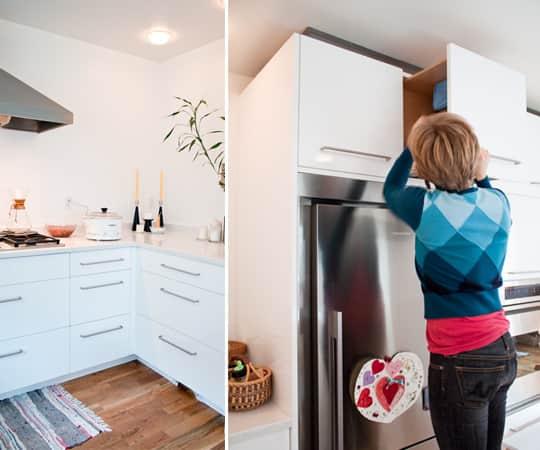 Kitchen Tour: Daria and Ben's Glossy White Kitchen: gallery image 24