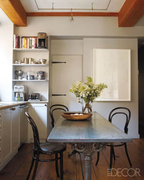 Classic & Comfy: Bentwood Chairs in the Kitchen: gallery image 4