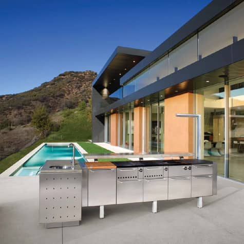 Fuego: Compact Outdoor Grills & Modular Kitchens: gallery image 9