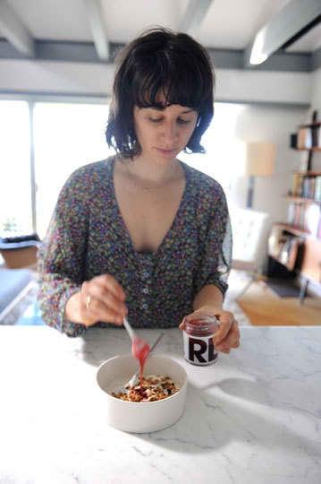 Jessica Koslow of Sqirl's Remodeled Mid-Century Kitchen: gallery image 24