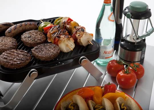 Fuego: Compact Outdoor Grills & Modular Kitchens: gallery image 4