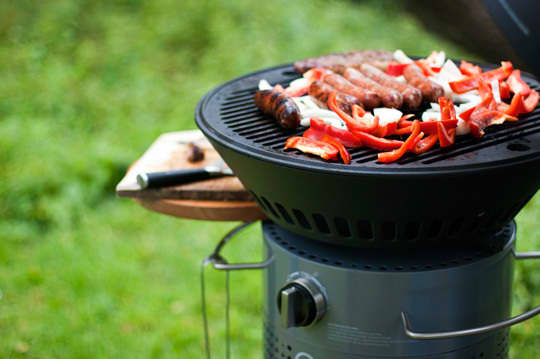 Fuego: Compact Outdoor Grills & Modular Kitchens: gallery image 1