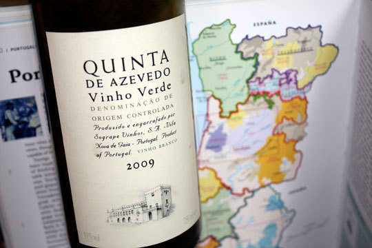Spring Has Arrived! Deliciously Crisp Vinho Verde Wines: gallery image 1