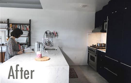 Jessica Koslow of Sqirl's Remodeled Mid-Century Kitchen: gallery image 5