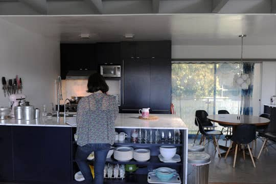 Jessica Koslow of Sqirl's Remodeled Mid-Century Kitchen: gallery image 20