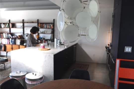 Jessica Koslow of Sqirl's Remodeled Mid-Century Kitchen: gallery image 21